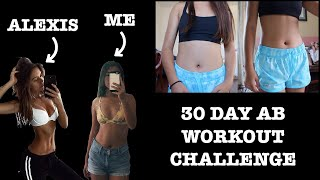 Gambar cover I DID ALEXIS REN'S AB WORKOUT DAILY FOR 30 DAYS   Before & After