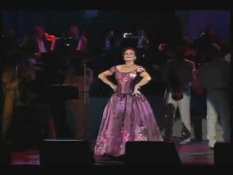 Rocio Durcal Luz de luna en vivo