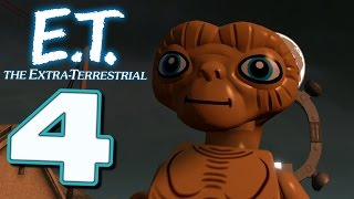 LEGO Dimensions - E.T. The Extra-Terrestrial Part 4 Elliot House