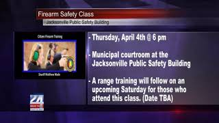 Firearm Safety Class Hosted by Calhoun County Sheriff's Office
