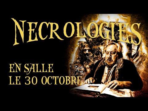 Nécrologies - Bande-Annonce 2 - en salle le 30 Octobre