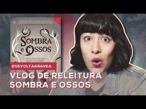 VLOG RELEITURA SOMBRA & OSSOS - Leigh Bardugo #DeVoltaARavka | All About That Book |