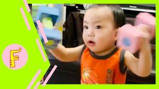 OMG so Cuteee! 😍  | Cute Baby Funny Moments | 2021