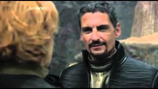 Carter Punches Ba'al - Stargate SG-1