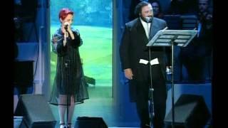 the cranberries - dolores o'riordan - ave maria - pavarotti for bosnia