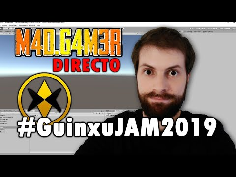 #GuinxuJam2019 Creando un juego en 12 dias (Unity c#)