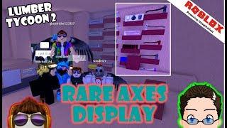 Roblox - Lumber Tycoon 2 - Building my hou     THIEF