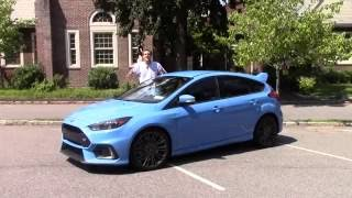 Here's What I Think of the Ford Focus RS