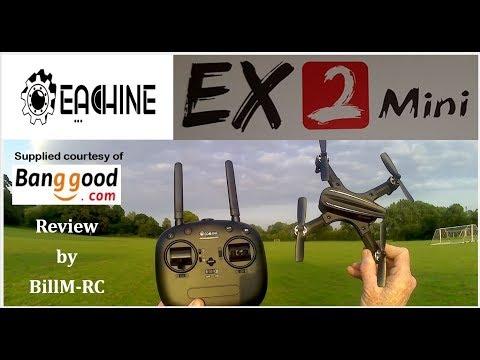 Eachine EX2mini Flight test and FPV