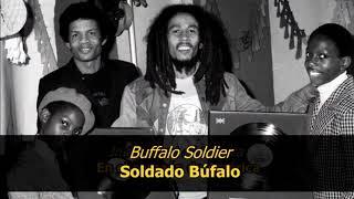 Buffalo Soldier   Bob Marley (LYRICSLETRA) [Reggae]