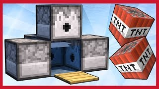 Minecraft: Come Fare Un Cannone Di TNT