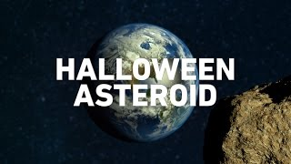 Great Pumpkin Asteroid