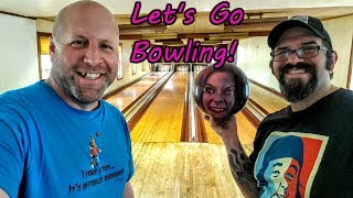 Antique Bowling Alley From 1920s - The Rohman's Inn (1849)