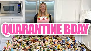 My Quarantine Birthday