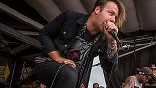 Beartooth - Beaten In Lips (Live at Warped Tour Toronto 2014)