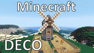 Minecraft:CommentCréerunMoulin