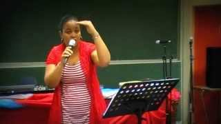 "Burning Pot: ""'Holiness"" by Ms Angela Tshala"