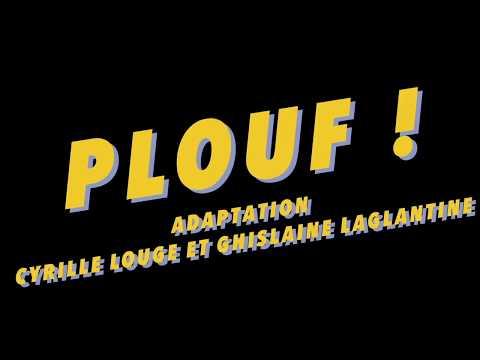 """Bande Annonce """"Plouf!""""  - Spectacle de marionnettes - Ghislaine Laglantine - Cie Ladgy Prod"""