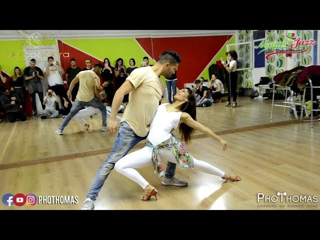 Marco & Sara - DJ Manuel Citro - El Farsante (Ozuna & Romeo)
