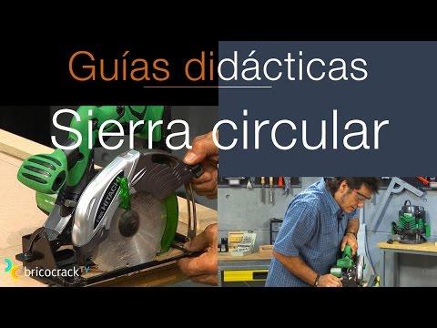 ¿Cómo utilizar la sierra circular? (Bricocrack)