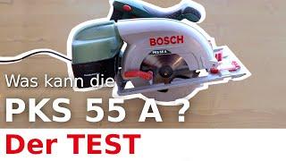 BOSCH PKS 55 A | Kaufen oder nicht | Bewertung der Kreissäge nach 6 Jahren !! | Rob Renoviert