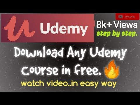 How to Download any udemy course in free|get free courses|step by step|full details in hindi..#udemy