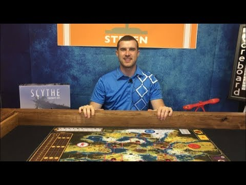 Scythe Neoprene Mat Review/Comparison - By Inked Gaming