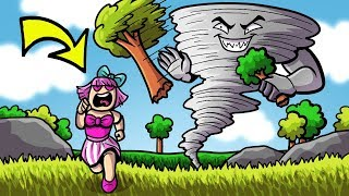Roblox: SURVIVE THE TORNADOES CHALLENGE!