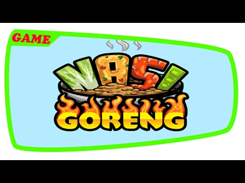 Video Bikin Nasi Goreng Vegetarian || Main Game Nasi Goreng