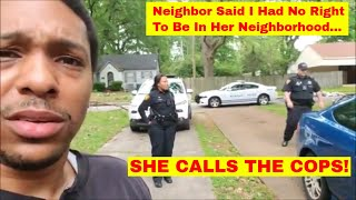 Neighbor Calls The Police on Young Investor! - Video Youtube