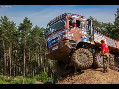 European truck trail @ Furstenau, Germany