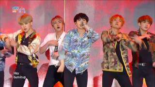 【TVPP】BTS - Fire, 방탄소년단 – 불타오르네 @Dmc festival korean music wave