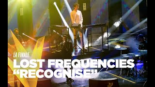 """Lost Frequencies  """"Recognise""""   Finale   The Voice Of Italy 2019"""