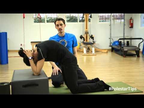 Polestar Pilates Extensión Torácica en Cuadrupedia #PolestarTips