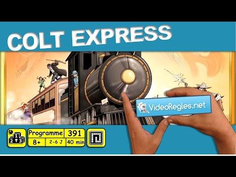 Colt Express, jeu neuf et emballé