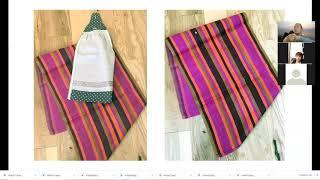 Полотенце, фартук, платок