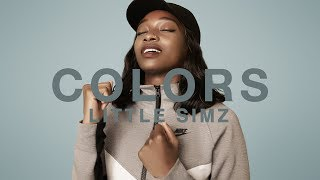 Little Simz   Backseat | A COLORS SHOW