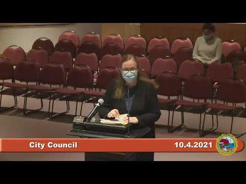 10.4.2021 City Council