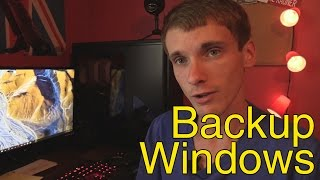 How to backup files from Windows 10 - AUTOMATIC PC BACKUP
