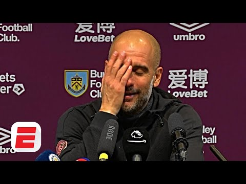 Pep Guardiola hilariously forgets he manages Manchester City | Premier League