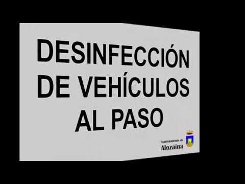 VIDEOTUTORIAL DE ARCO DE DESINFECCION PARA VEHICULOS