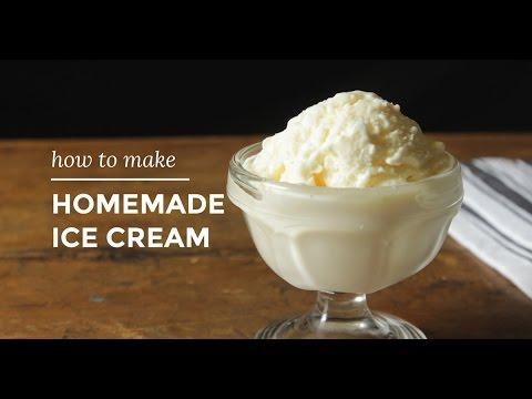 Video How to Make Homemade Ice Cream | Yummy Ph