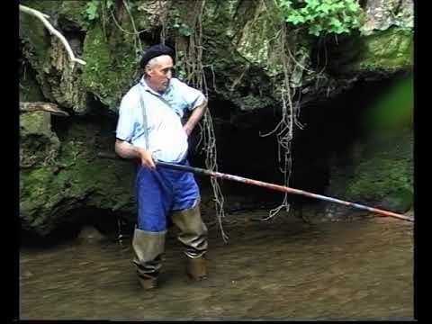 René Trémolières, lo curat pescaire