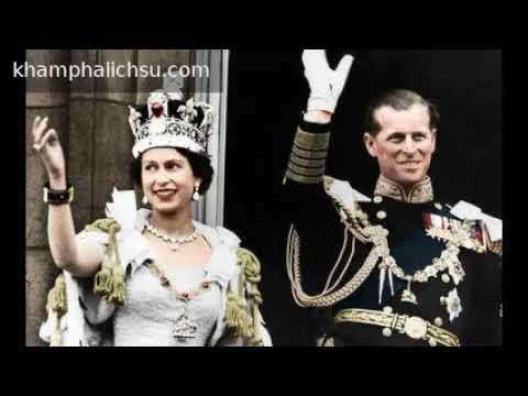 Chuyện hôn nhân Nữ hoàng Elizabeth II và Hoàng thân Philip