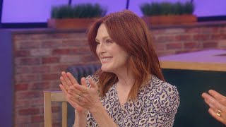Julianne Moore Answers Our Rapid Fire Fan Questions