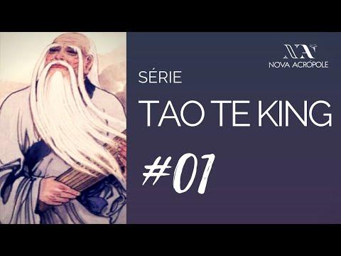 TAO TE KING - INTRODUCÃO - Leitura comentada NOVA ACRÓPOOLE