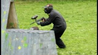preview picture of video 'Nick Siu's stag night paintball'