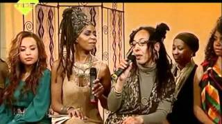 """""""Africa Outlook"""" International Black Hairitage Month Celebration Opener.mov With Love Newkirk"""