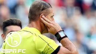 These calls could be controversial at 2018 World Cup due to what referees have been told | ESPN FC - dooclip.me