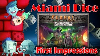 Miami Dice - Clank Legacy: Acquisitions, Inc. (First Impressions)